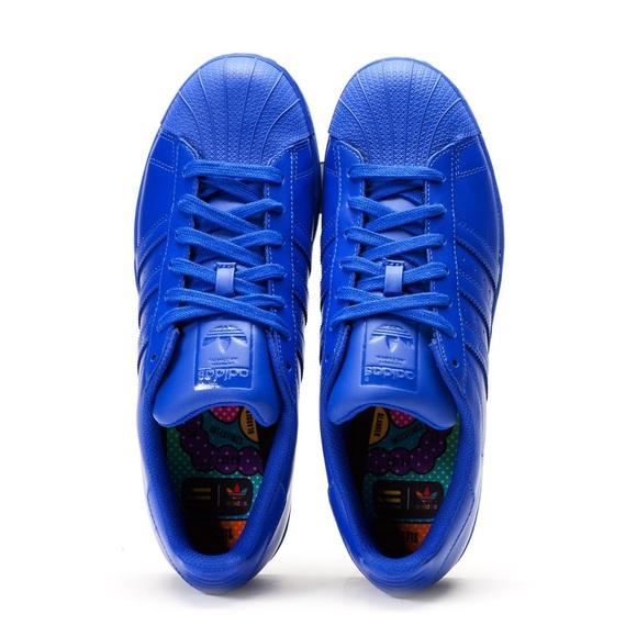 acheter populaire 85bdf 38efb Adidas X Pharrell Williams Superstar sneaker